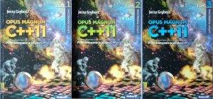 Jerzy Grębosz • Opus Magnum C++11 [komplet]