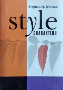 Stephen Johnson • Style charakteru