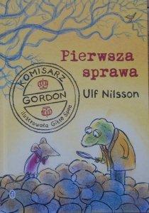 Ulf Nilsson • Pierwsza sprawa. Komisarz Gordon