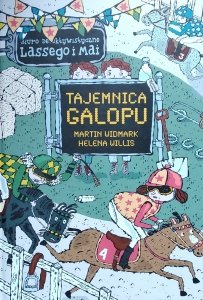 Martin Widmark, Helena Willis • Tajemnica galopu