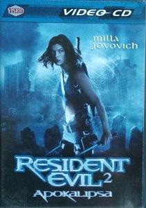 Alexander Witt • Resident Evil 2: Apokalipsa • VCD