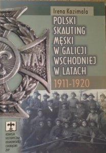 Irena Kozimala • Polski skauting męski w Galicji wschodniej w latach 1911-1920