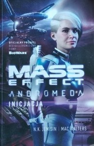 NK Jemisin • Mass Effect Andromeda. Inicjacja
