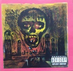 Slayer • Seasons in the Abyss • CD