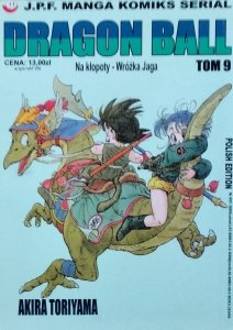 Akira Toriyama • Dragon Ball [Tom 9]
