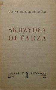 Gustaw Herling-Grudziński • Skrzydła ołtarza [Instytut Literacki]