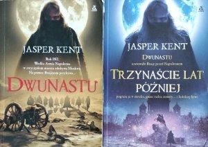 Jasper Kent • Dwunastu. Trzynaście lat później [komplet]