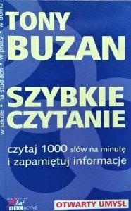 Tony Buzan • Szybkie czytanie