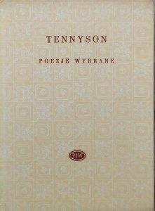 Alfred Tennyson • Poezje wybrane [Biblioteka Poetów]