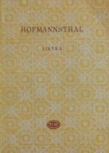 Hugo von Hofmannsthal • Liryka [Biblioteka Poetów]