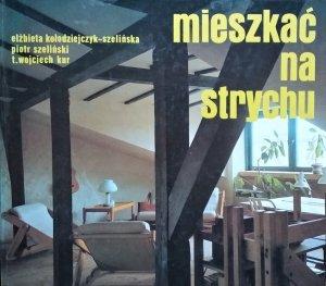 Elżbieta Kołodziejczyk Szelińska • Mieszkać na strychu
