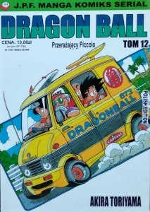 Akira Toriyama • Dragon Ball [Tom 12]