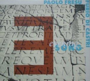 Paolo Fresu, Furio Di Castri • Evening Song • CD