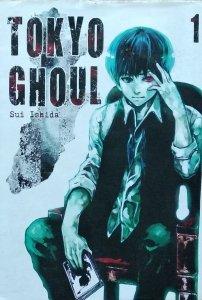Sui Ishida • Tokyo Ghoul