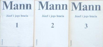 Tomasz Mann • Józef i jego bracia [Nobel 1929]