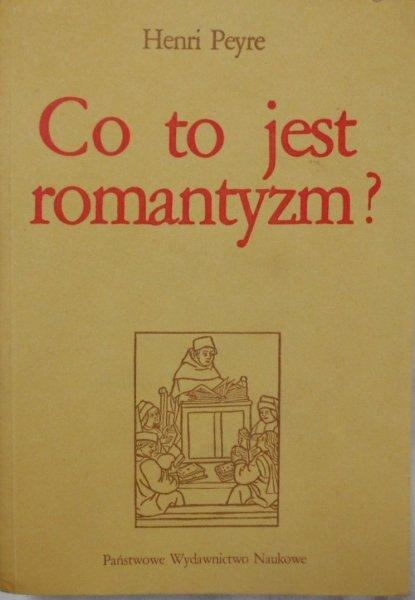 Henri Payre • Co to jest romantyzm?