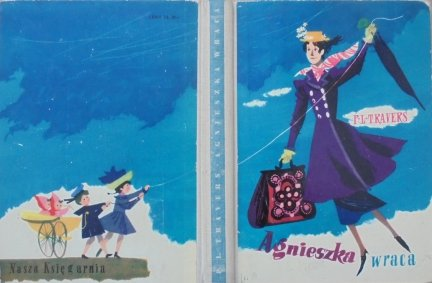 Pamela Lyndon Travers • Agnieszka wraca [Mary Poppins] [Maria Orłowska-Gabryś]