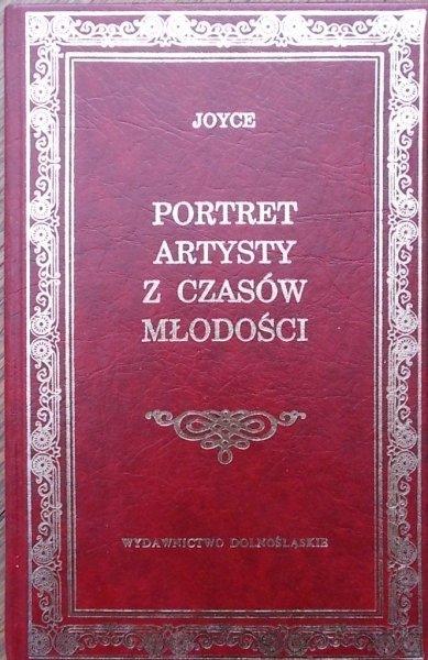 James Joyce • Portret artysty z czasów młodości [Dolnośląskie]