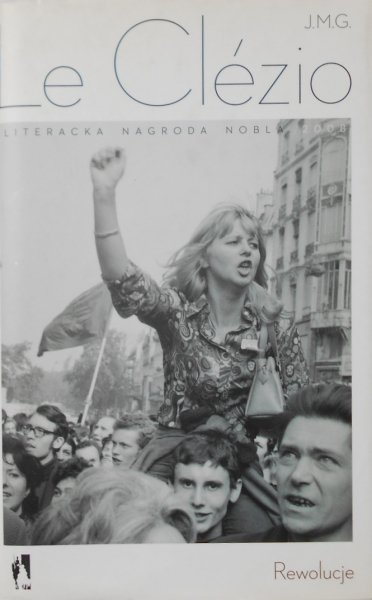 Le Clezio • Rewolucje [Nobel 2008]