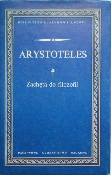 Arystoteles • Zachęta do filozofii