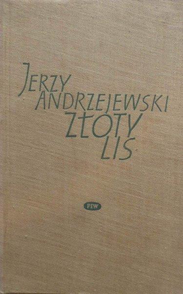 Jerzy Andrzejewski • Złoty lis