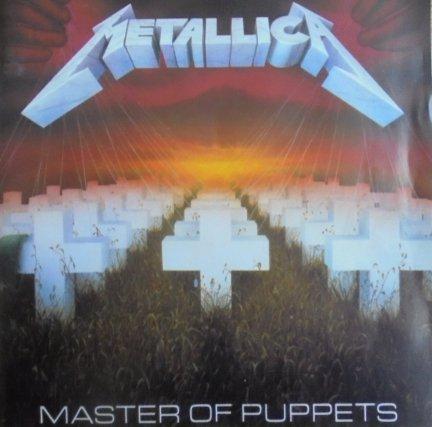 Metallica • Master of Puppets • CD