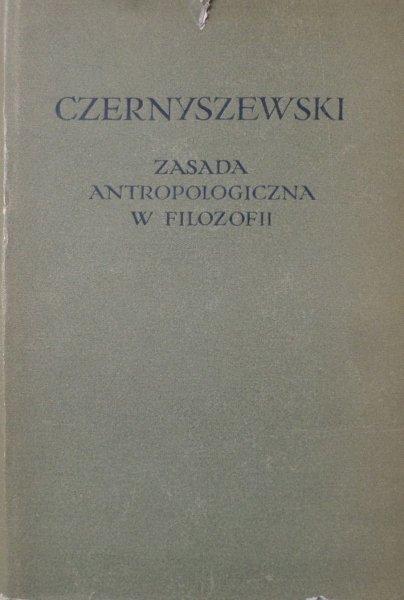 Czernyszewski • Zasada antropologiczna w filozofii