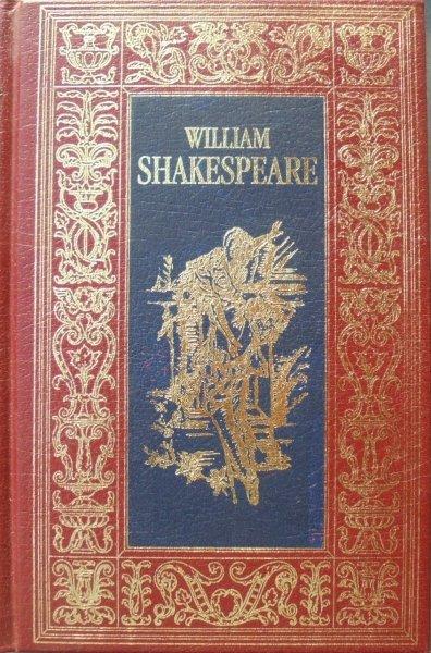 William Shakespeare • Hamlet. Romeo i Julia [zdobiona oprawa]