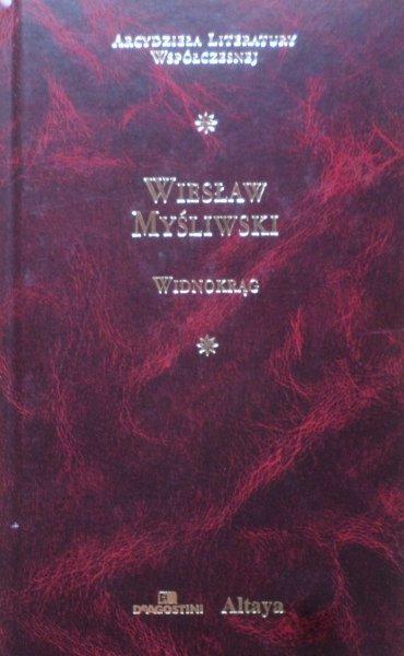 Wiesław Myśliwski • Widnokrąg [zdobiona oprawa]