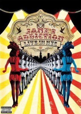 Jane's Addiction • Live in NYC • DVD