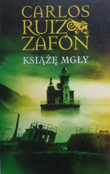 Carlos Ruiz Zafon • Książę mgły