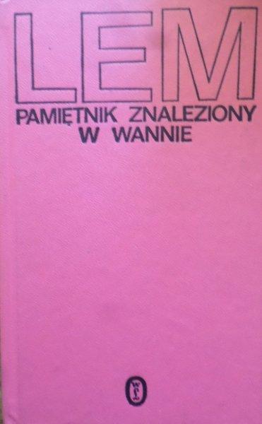 Stanisław Lem • Pamiętnik znaleziony w wannie