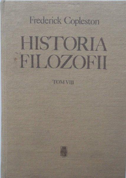 Frederick Copleston • Historia filozofii tom VIII