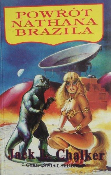 Jack Chalker • Powrót Nathana Brazila