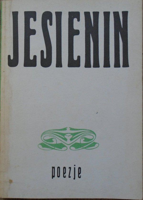 Sergiusz Jesienin • Poezje (dwujęzyczne)