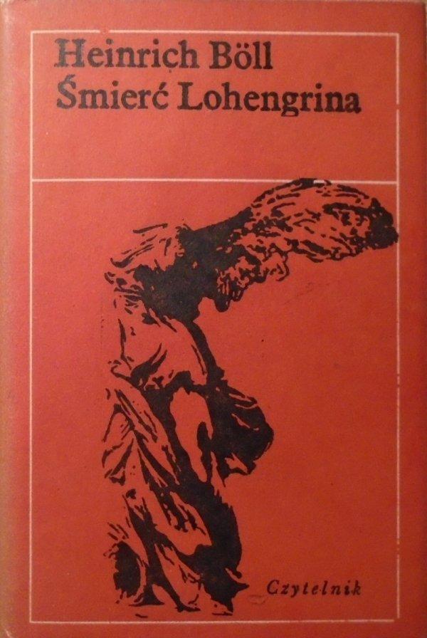 Heinrich Boll • Śmierć Lohengrina i inne opowiadania