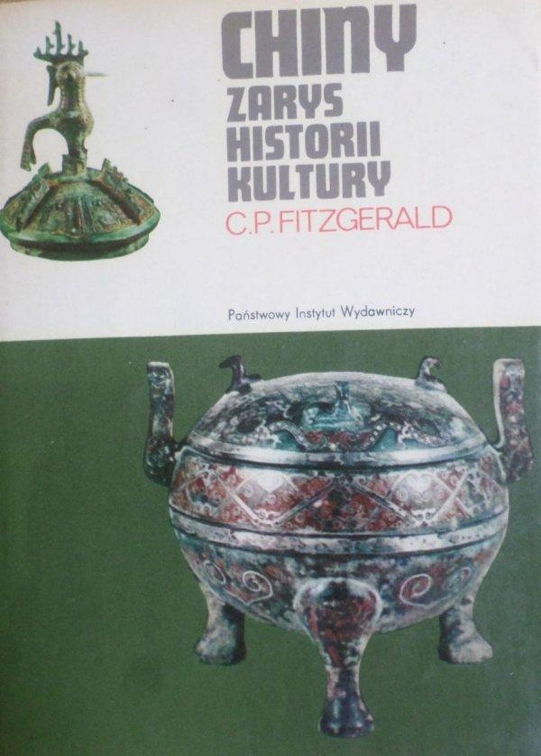 C.P. Fitzgerald • Chiny. Zarys historii kultury