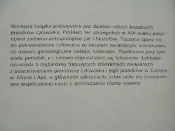 Witalij Łariczew • W poszukiwaniu przodków człowieka