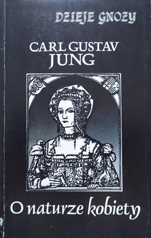 Carl Gustaw Jung O naturze kobiety
