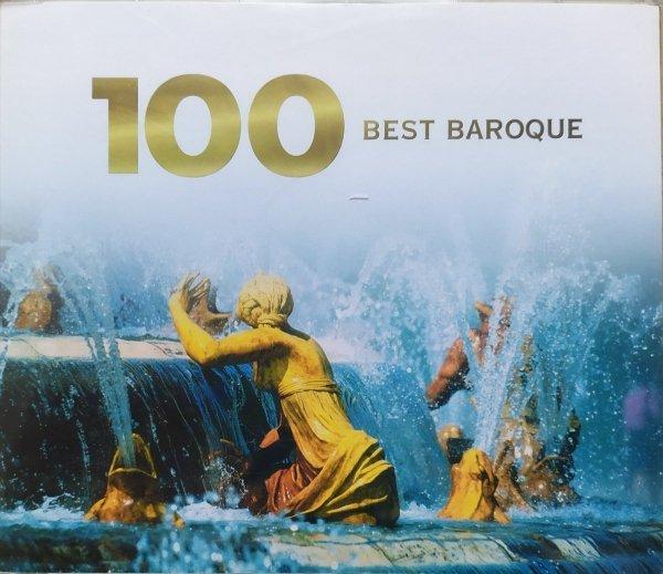 różni wykonawcy 100 Best Baroque 6CD