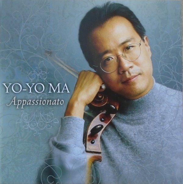 Yo-Yo Ma • Appassionato • CD