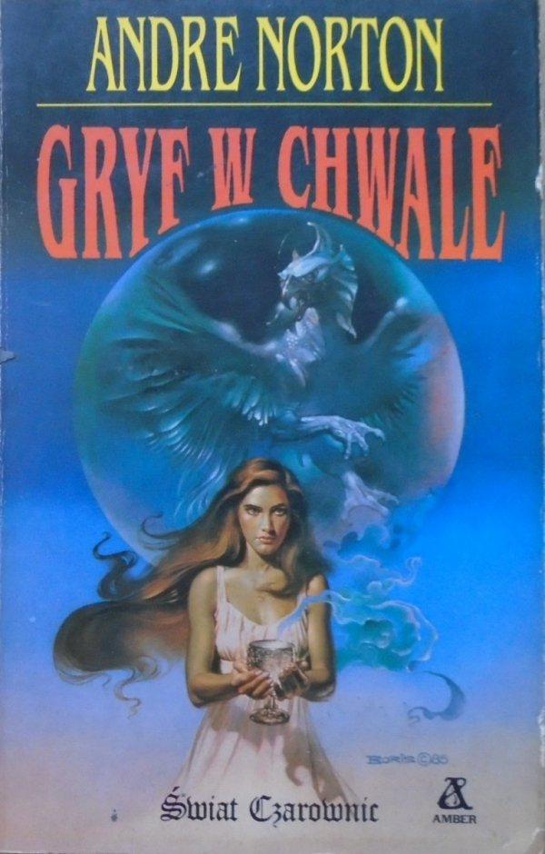 Andre Norton • Gryf w chwale [Świat Czarownic]