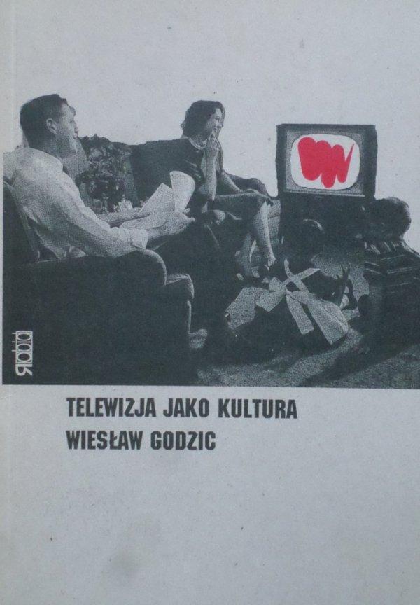 Wiesław Godzic • Telewizja jako kultura