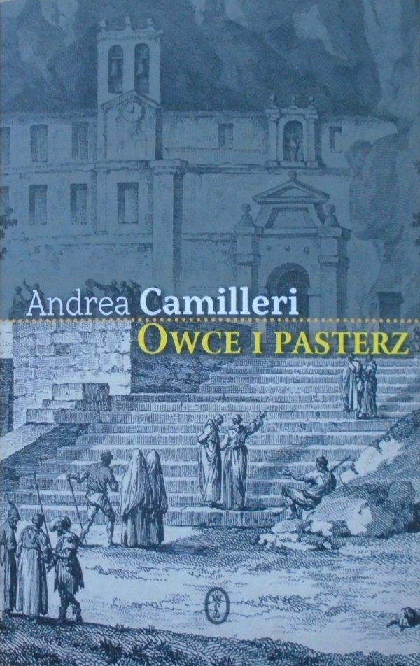 Andrea Camilleri • Owce i pasterz