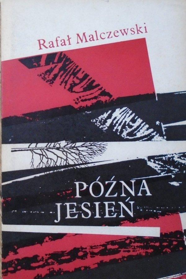 Rafał Malczewski • Późna jesień. Szkice i opowiadania