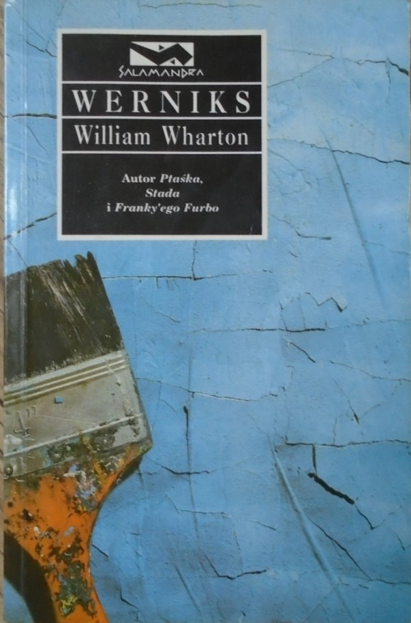 William Wharton • Werniks [autograf autora]
