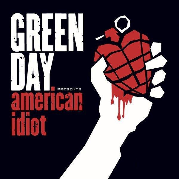 Green Day • American Idiot • CD