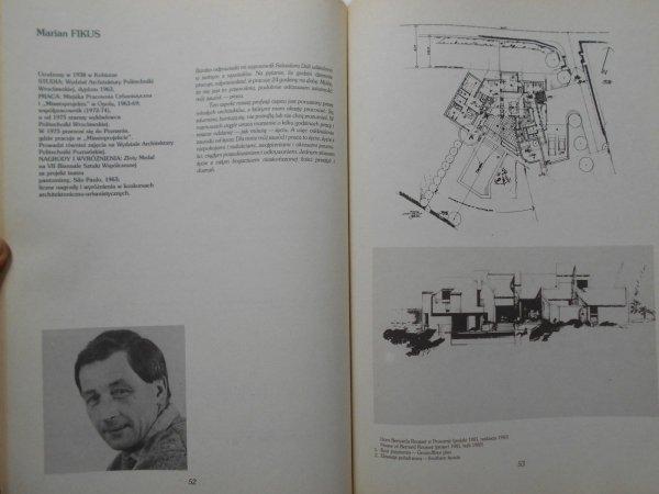 Architekt. Wydawnictwo architektów krakowskich • Rok XXVI, 1990, zeszyt 1/2