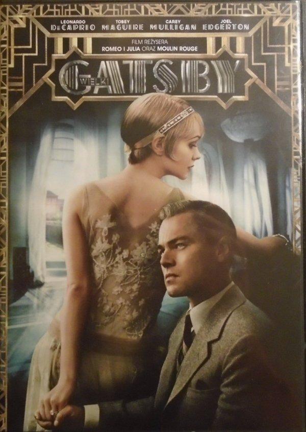 Baz Luhrmann • Wielki Gatsby • DVD