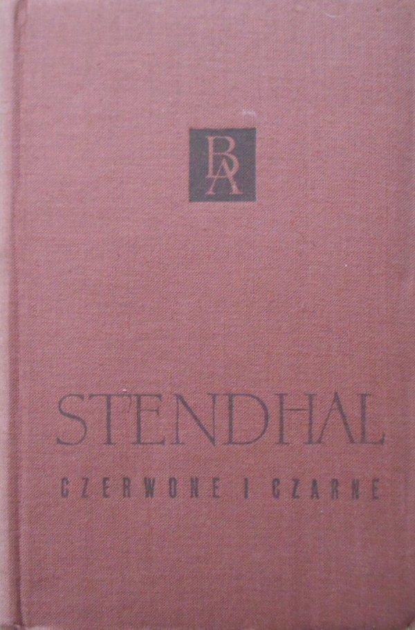 Stendhal • Czerwone i czarne [Biblioteka Arcydzieł]